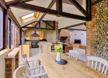 Thumbnail 4 bed barn conversion for sale in Thurston, Bury St Edmunds, Suffolk