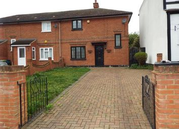 Thumbnail 2 bed end terrace house for sale in Colvin Gardens, Ilford