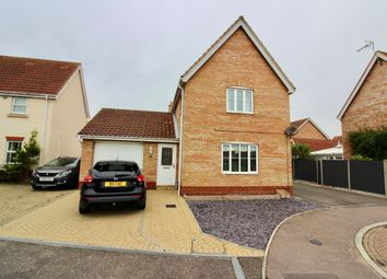 Thumbnail 3 bed detached house to rent in Sunbeam Close, Carlton Colville, Lowestoft