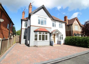 4 bed detached house for sale in Sidney Road, Beeston, Nottingham NG9