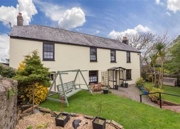 Thumbnail 4 bed detached house for sale in Carkeel, Saltash, Cornwall