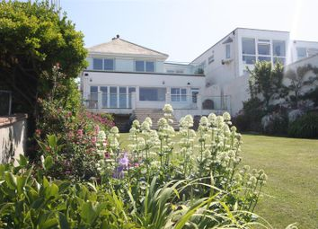Thumbnail 4 bedroom detached house for sale in Pentire Avenue, Newquay
