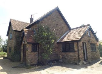 Thumbnail 4 bed detached house for sale in Fen Lane, North Ockendon, Upminster