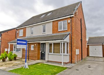 Thumbnail 4 bedroom semi-detached house for sale in Witton Park, Stockton-On-Tees