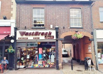 Thumbnail Retail premises for sale in 29 High Street, Chesham
