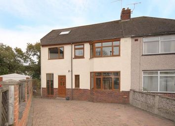 Thumbnail 4 bed semi-detached house for sale in Rowan Tree Dell, Sheffield, South Yorkshire