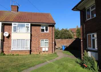 Thumbnail 1 bed flat for sale in Widgeon Close, Chantry, Ipswich, Suffolk
