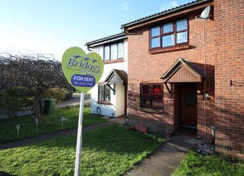 Thumbnail 2 bed terraced house to rent in Habershon Drive, Camberley