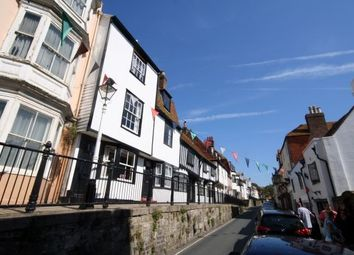 Thumbnail 4 bedroom terraced house for sale in High Street, Hastings, East Sussex
