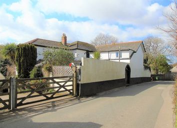 Thumbnail 6 bedroom detached house for sale in Polmennor Road, Heamoor, Penzance, Cornwall