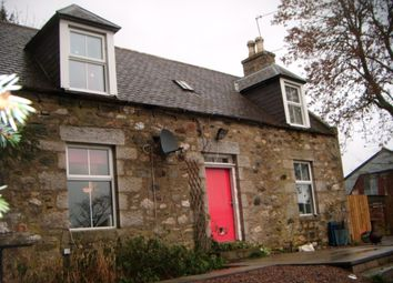 Thumbnail Farmhouse to rent in Cairnie, Huntly