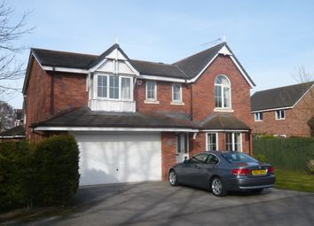 Thumbnail 5 bed detached house to rent in Cobbs Lane, Hough, Crewe, Cheshire