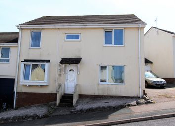 Thumbnail 4 bed end terrace house for sale in Exe Hill, Torquay