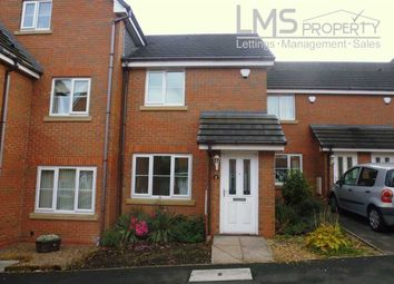 Thumbnail 2 bed mews house to rent in Saville Rise, Winsford