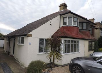 Thumbnail 3 bed semi-detached house to rent in Devonshire Avenue, Dartford