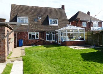 Thumbnail 4 bed detached house for sale in Greetwell Lane, Nettleham, Lincoln
