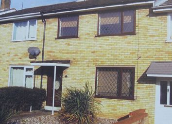 Thumbnail 2 bedroom terraced house to rent in Mcintyre Walk, Bury St. Edmunds