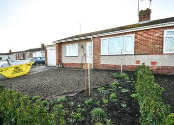 Thumbnail 2 bed semi-detached bungalow for sale in Mayfield, Morpeth, Northumberland