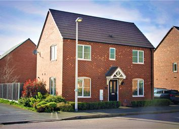 Thumbnail 3 bed detached house for sale in Milking Lane, Nuneaton, Warwickshire
