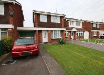 Thumbnail 3 bed link-detached house for sale in Ravens Way, Burton-On-Trent