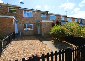 Thumbnail 3 bedroom terraced house for sale in Meads Close, New Bradwell, Milton Keynes