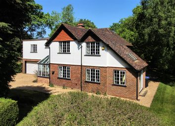 Thumbnail 5 bed detached house for sale in The Ridgeway, Brookwood, Woking