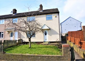 Thumbnail 3 bed end terrace house for sale in Partridge Crescent, Dewsbury