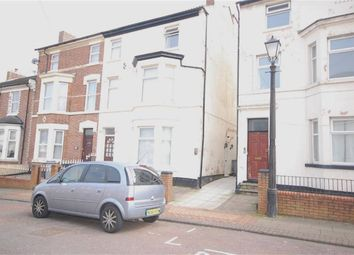 Thumbnail 1 bedroom flat to rent in Tollemache Street, Wallasey, Merseyside