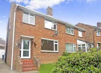 Thumbnail 3 bed semi-detached house for sale in Bruce Close, Haywards Heath, West Sussex