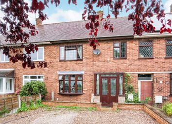 Thumbnail 3 bed terraced house for sale in Northwood Park Road, Bushbury, Wolverhampton