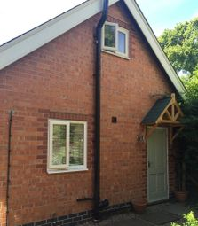 Thumbnail 1 bed link-detached house to rent in Landcroft Lane, Sutton Bonington, Loughborough