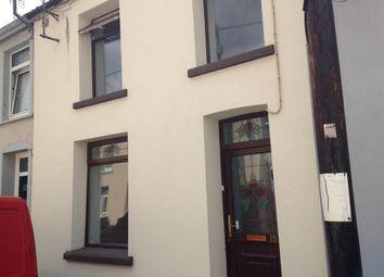 Thumbnail 3 bed terraced house to rent in Hamilton Street, Pentrebach, Merthyr Tydfil