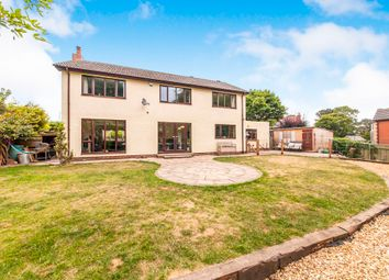 Thumbnail 4 bed detached house for sale in Elwick Road, Hartlepool