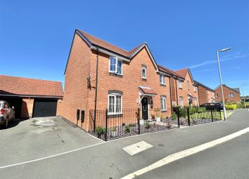 Thumbnail 4 bed detached house for sale in Buxus Road, Hadley, Telford