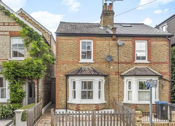 Thumbnail 3 bedroom semi-detached house for sale in Craven Road, Kingston Upon Thames