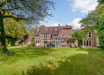 Hannington, Tadley, Hampshire RG26. 7 bed detached house