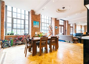 Thumbnail 1 bed flat to rent in The Factory, 1 Nile Street, London