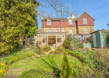 Thumbnail 3 bed end terrace house for sale in Godstone Road, Whyteleafe