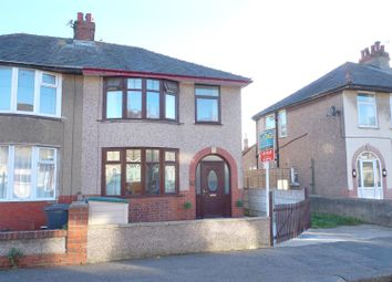 Thumbnail 3 bed semi-detached house for sale in Carleton Street, Morecambe