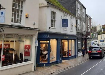 Thumbnail Commercial property for sale in Duke Street, Truro, Cornwall