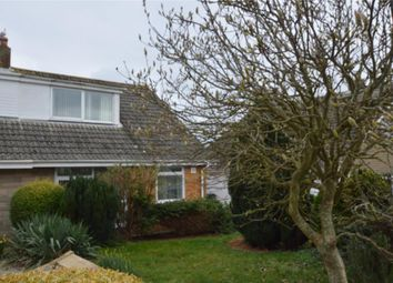 Thumbnail 3 bedroom semi-detached bungalow to rent in Mendip Road, Livermead, Torquay, Devon