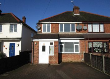 Thumbnail 3 bed semi-detached house for sale in Crawford Road, Hatfield