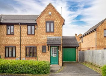 Thumbnail 3 bed semi-detached house for sale in Tynemouth Rise, Monkston, Milton Keynes, Buckinghamshire
