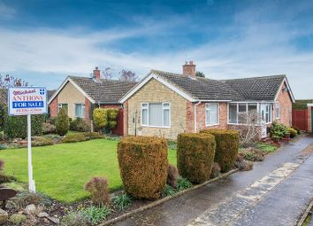 Thumbnail 3 bed detached bungalow for sale in Furlong Crescent, Bishopstone, Aylesbury