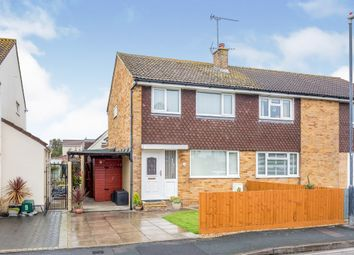 Thumbnail 3 bed semi-detached house for sale in School Way, Severn Beach, Bristol