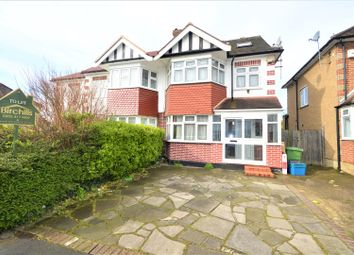 Thumbnail 4 bed semi-detached house to rent in Colvin Gardens, London