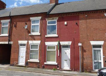 Thumbnail 3 bed terraced house for sale in Vine Terrace, Hucknall, Nottingham