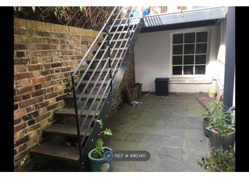 Thumbnail 1 bed terraced house to rent in Cropley Street, London