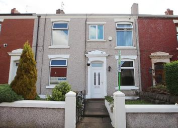 Thumbnail 4 bed terraced house for sale in Brindle Street, Blackburn, Lancashire, .