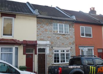 Thumbnail 2 bed terraced house for sale in Knox Road, Portsmouth